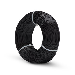 Fiberlogy Easy PLA REFILL 1,75mm Filament black 0,85kg
