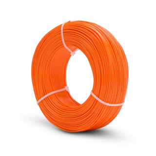 Fiberlogy Easy PLA REFILL 1,75mm Filament orange 0,85kg