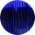 Fiberlogy EASY PET-G 1,75mm Filament navy blue translucent 0,85kg