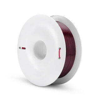 Fiberlogy EASY PET-G 1,75mm Filament weinrot transluzent 0,85kg