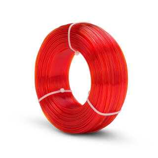 Fiberlogy EASY PET-G REFILL 1,75mm Filament orange translucent 0,85kg