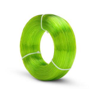 Fiberlogy EASY PET-G REFILL 1,75mm Filament hellgrün transluzent 0,85kg