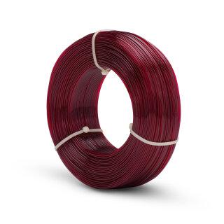 Fiberlogy EASY PET-G REFILL 1,75mm Filament weinrot transluzent 0,85kg