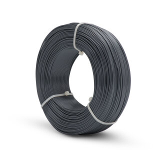 Fiberlogy EASY PET-G REFILL 1,75mm Filament graphite 0,85kg