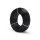 Fiberlogy EASY PET-G REFILL 1,75mm Filament schwarz 0,85kg