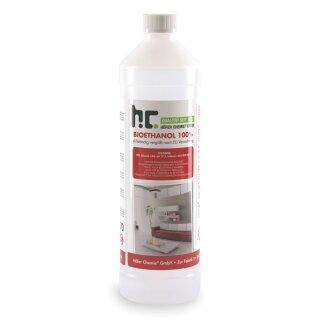 Bioethanol hochrein 100% 1000ml