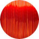 Fiberlogy Easy ABS 1,75mm Filament orange transparent 0,75kg