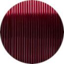 Fiberlogy Easy ABS 1,75mm Filament burgundy transparent 0,75kg
