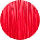 Fiberlogy Fiberflex-40D 1,75mm Filament rot 0,85kg